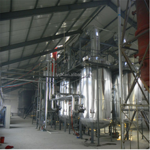 Desulfuring and dewaxing function waste kerosene Oil refining equipment