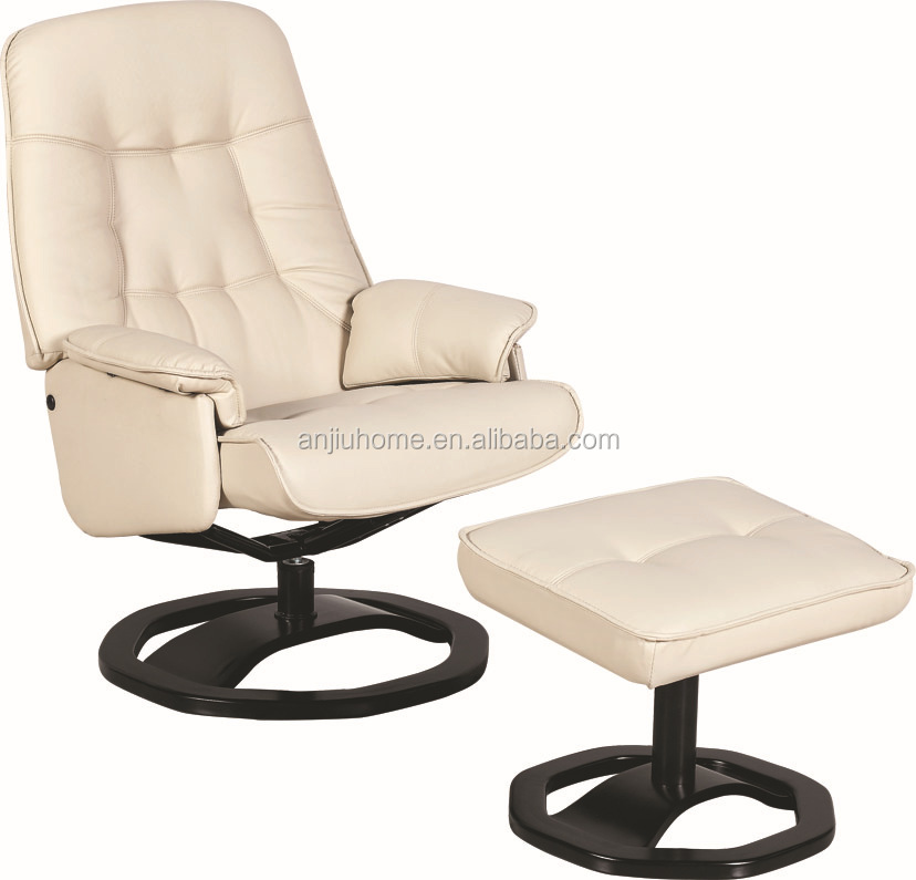 Style moderne fauteuil inclinable qualit en cuir chaise for Chaise inclinable