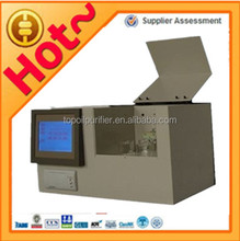 Series ACD-3000I gasoline oil and other petroleum products acid determinator
