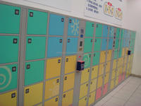 Widely Used Coin feeded Lockers By factory