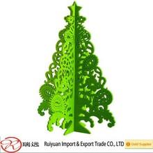 New product fashionable felt Christmas tree decoration