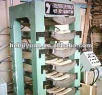 Hot steam solid wood bending machine