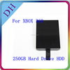 [hot in Chile] slim 250gb hard drive for xbox 360 video games accessories
