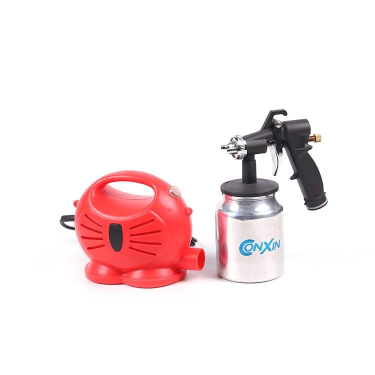Conxin 2,5 мм ручной два компонента газа безвоздушного распылителя краски