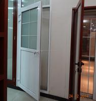 foshan factory pvc doors and windows luxury bathroom door designs