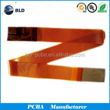 Immersion Gold Surface Finished FPC Flex PCB Supplier