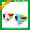 insects shape rubber erasers, peach gifts,kids toys erasers