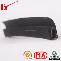 good quality composite rubber seal strip for electric cabinet