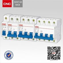 China supplier DZ471p c45 mcb switch