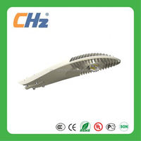 CE rohs approved 80 watt led street light with COB chip