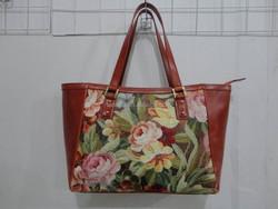 embroidery bag qingdao lether bag