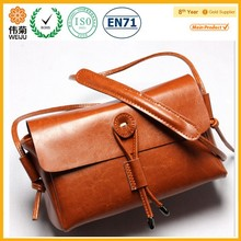 european waterproof vintage shoulder bag for women