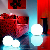 LED Flashing Lighting Toys Bouncing Ball Led Ball Rechargeable IP68 Waterproof with Ce&Rohs