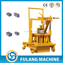 40-3C small building machine processing egg laying concrete block with low cost