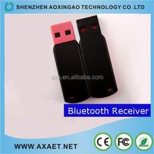 AXAET Mini USB Bluetooth Adapter Bluetooth Music Receiver for Phone & PC