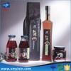 Cardboard rigid box,luxury paper wine glass packaging box