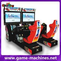 Qingfeng electronics arcade car driving Para psvita 2000 consola de video juego