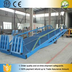 Steel mobile electric hydraulic leveler