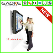 New products 2015 innovative product 55 65 70 84 inch infrared sensors 60 inch lcd tv touch screen