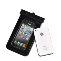 "Bingo IPX8 pvc waterproof mobile phone case for universal smartphone 5.0"" factory wholesale price"