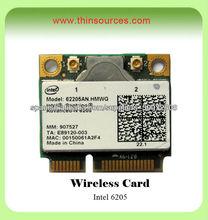 Intel Wireless Mini Card 6205