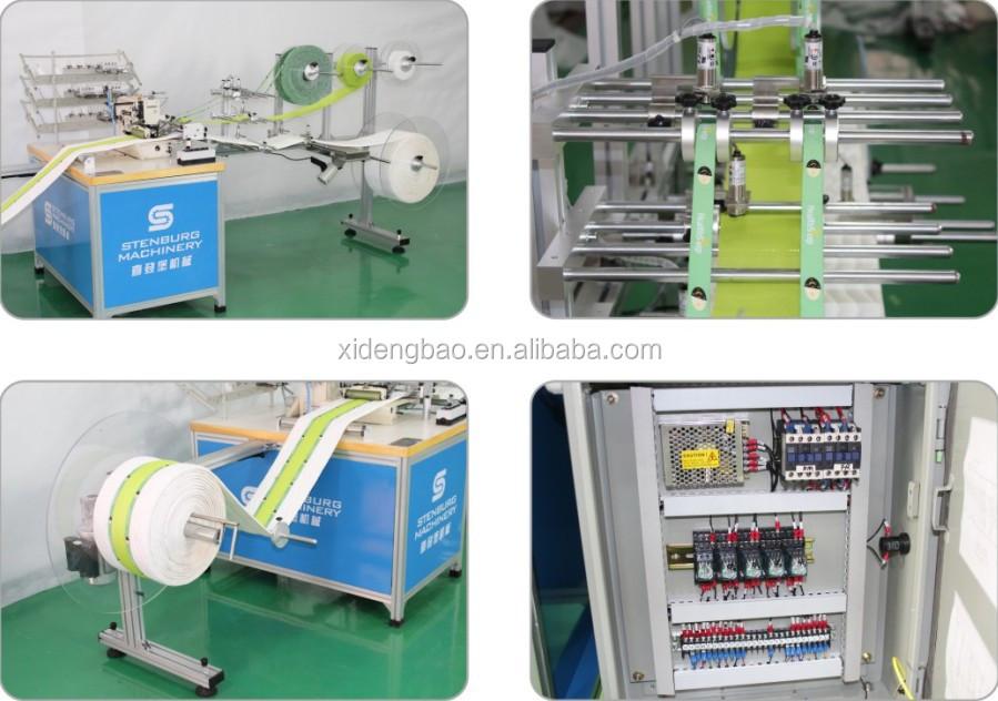 Mattress Border Tape Sewing Machine(WY-2A)