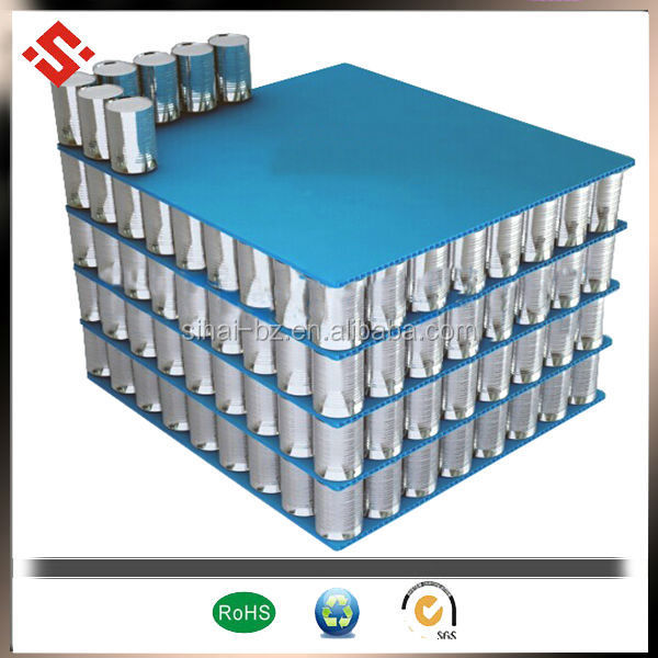 plastic pp corrugated sheet for layer pad