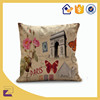 Square Polyester Chair Head Pillow Cases Cushion Covers 18x18 Inch