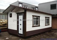 Golden shipping container homes for sale from india