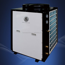 50000 BTU vertical residential swimming pool heat pump water heater