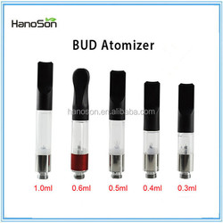 9.2mm slim 510 CBD atomizer e-cigarette kit for CBD oil vaporizer