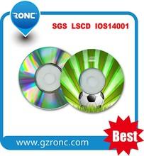 8cm mini DVD-R 1-8X,1.4GB,30MIN