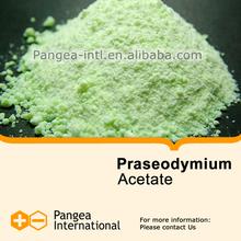 Praseodymium Acetate hydrate PrAC3 , CAS No. 6192-12-7 , Rare Earth High purity