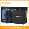 UK MXIII Amlogic TV BOX Android 4.4 Kitkat XBMC 4k Rooted TV Sports Movie XXX