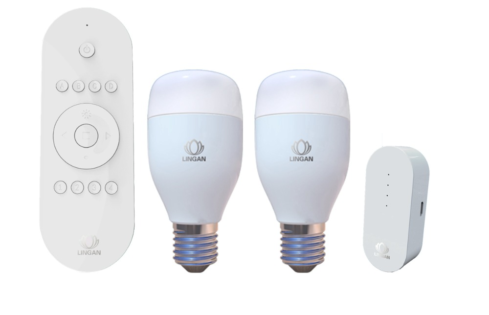 linganled zigbee hub smart bulbs smart home automation buy smart home automation zigbee home. Black Bedroom Furniture Sets. Home Design Ideas
