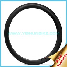 Extra wide!! 210 High TG the rim clincher bicycle rim stickers tubeless ready 55mm low price carbon rims YS5C