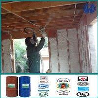 2 pack polyurethane urea closed cell foam insulation kit