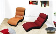 Pie ajustable sillón plegable