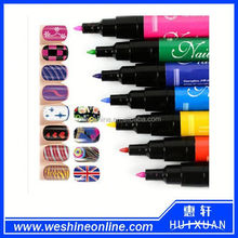 Alibaba express Nail Art Pen / Nail drawing pen / nail Polish Manicure
