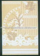 200x300MM Flower Beige Screen Printing ceramic wall tile