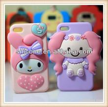 lovely elephant silicone case