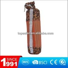 Cheap rolling woven straw floor mats