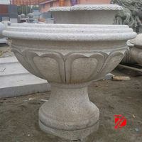 Flower pot for people