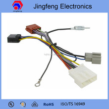 ISO Harness Incl DIN Antenna Cable for car audio