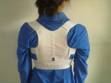 back posture brace and shoulder posture support belt