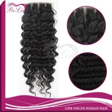 Directly From Factory Brazilian Virgin Remy Human Bohemian Hair Lace Closure
