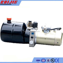 viscosity of the oil 15-68cst 20MPa 12v dc hydraulic power unit for fork lift 4