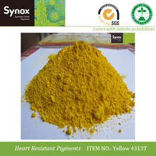 Raw material iron oxide pigment Yellow 4313T