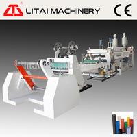 Litai brand long-life PP/PS plastic making machine
