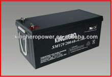 100% actual capacity,battery Manufacturer/factory,double tech 12v-100ah-gel-battery